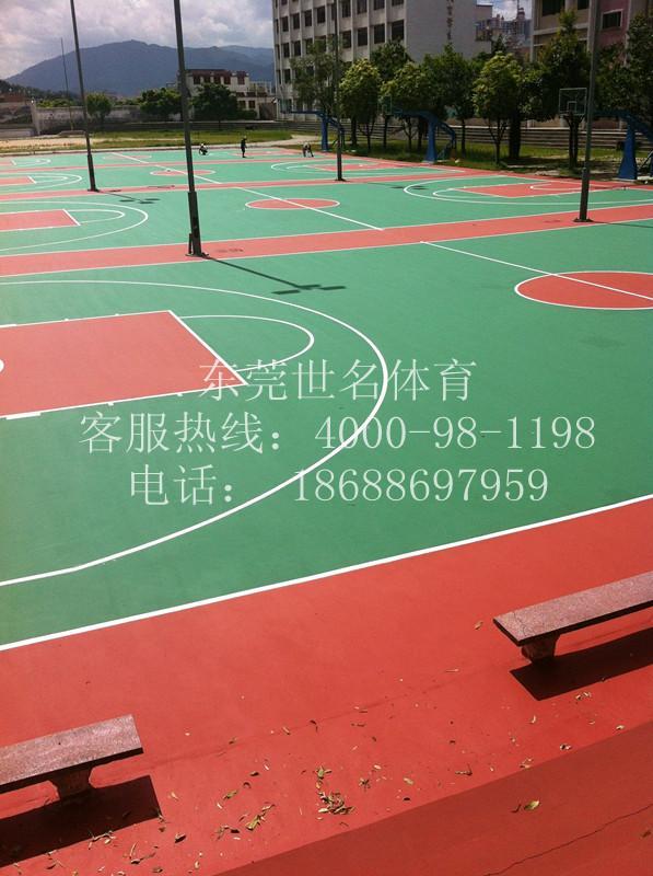 篮球场硬性材料,网球场地面油漆厂家,学校运动场地面涂料