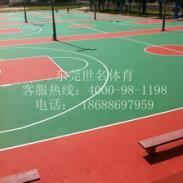 衡阳操场地面漆图片