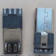 MicroUSB公头加长焊线图片