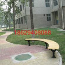 供应成都围树公园椅/户外休闲椅/内蒙古塑木地板/沈阳树围椅图片