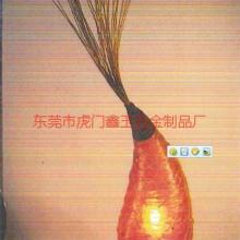 供应东莞藤编植物工艺品加工