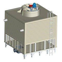 供应方形横流冷却塔
