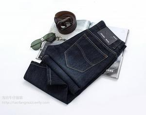 供应便宜的牛仔裤批发图片