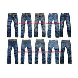 男款牛仔裤图片/男款牛仔裤样板图 (1)