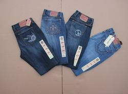 便宜的外贸女士牛仔裤批发图片/便宜的外贸女士牛仔裤批发样板图 (3)