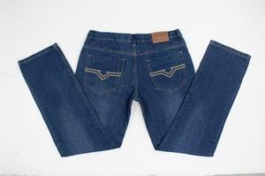 男款牛仔裤图片/男款牛仔裤样板图 (2)