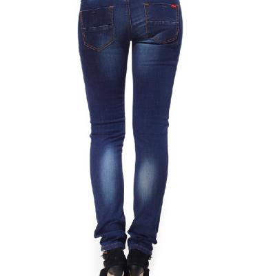 女士牛仔裤图片/女士牛仔裤样板图 (1)