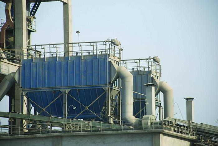 煤磨袋式除塵器圖片
