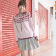 最热销的女装毛衣款式图片