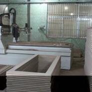 大型木材板材PVC电木板专业加工图片