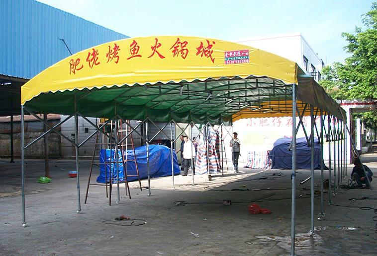 供应珠海推拉篷生产厂家/珠海移动推拉篷/珠海推拉篷批发零售