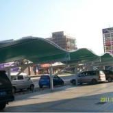 供应停车篷 停车棚生产厂家 停车棚定做价格