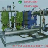 供应奎屯换热器 奎屯板式换热器 换热机组厂家