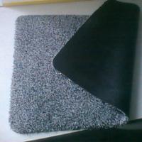 浴室pvc防滑棉垫吸水棉垫