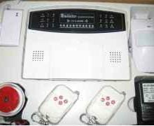 供应有线无线兼容自动拨号红外报警器