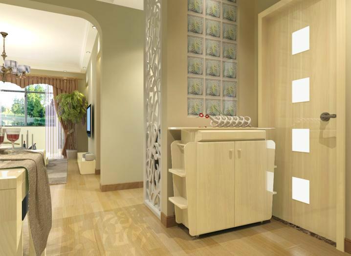郑州实创装饰 正商城88平两居室现代简约装修效果图 图高清图片