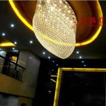 供应酒店工程大型水晶灯饰