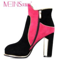 供应品牌时尚高端女鞋分销加盟