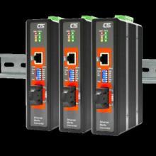 供应工业级光纤收发器光电转换器