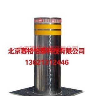 锈钢全自动液压一体升降路桩图片
