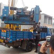 上海发电机高价回收图片