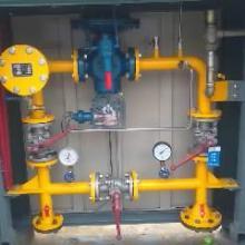 供应2吨燃气锅炉专用燃气调压柜批发