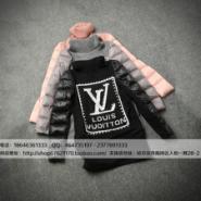 新款韩版修身羽绒高领打底衫图片