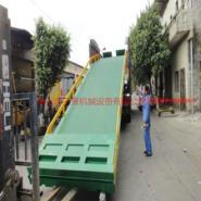 10吨移动式装卸货登车桥图片
