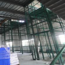 供应导轨式液压电动升降货梯厂房电梯上货用导轨式升降吊笼公司