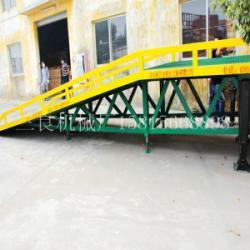 佛山市广州8吨移动式登車橋价格厂家
