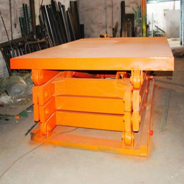 供应佛山陶瓷装卸货平台生产厂家,车间装卸货剪叉平台