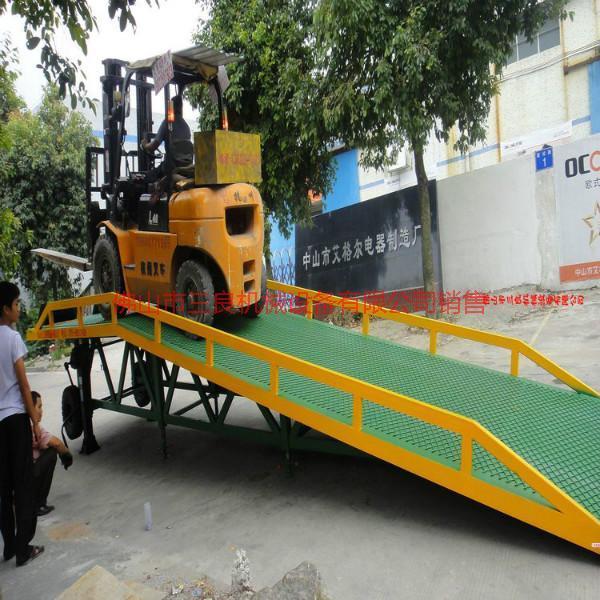 供应广州从化移动式卸车平台最新热卖,番禺移动式卸车平台报价