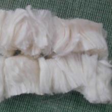 供应青岛甲壳素纤维彩棉混纺面料