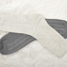 供应深海蓝晶时尚商务袜