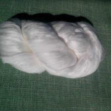 供应毛纺专用海藻酸纤维