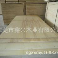 杨木地板基材图片