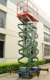 供应回收旧升降机升降平台