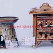 镂空陶瓷香薰炉供货商图片