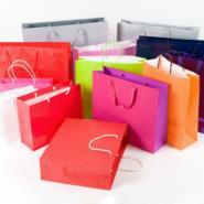 供应企业纸袋厂家直销/ 礼品袋/ 广告企业手提袋/ 广告企业纸袋