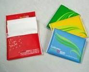 供应钱夹式纸抽定做/ 荷包式餐巾纸供应商/ 钱夹式广告纸抽
