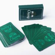 供应安阳市扑克牌定做/ 礼品促销扑克牌/ 通信邮政类广告扑克牌