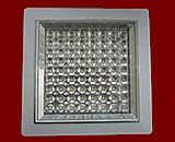LED厨卫灯暗装方形图片