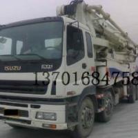 供应48米泵车,各种二手泵车