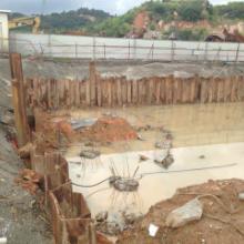 供应福州市拉森钢板桩施工费用/福州市拉森钢板桩深基坑围堰 泉源钢结构批发