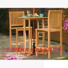 供应木制吧椅/木制吧台/实木吧椅,户外防腐,厂家订做产品,质量保证