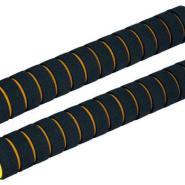 童车护套管 橡塑磨砂管 NBR管图片