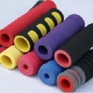 玩具箱包护套管 彩色橡塑管图片