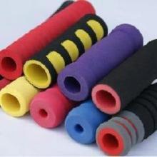 供应NBR橡胶发泡管 彩色橡胶管 手柄 把套