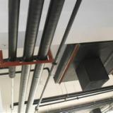 供应空调管保温材料 阻燃橡塑海绵板