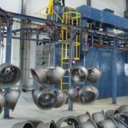 供应通过式汽车轮毂清洗机,汽车轮毂高压喷淋清洗机,自动清洗汽车轮毂的清洗机